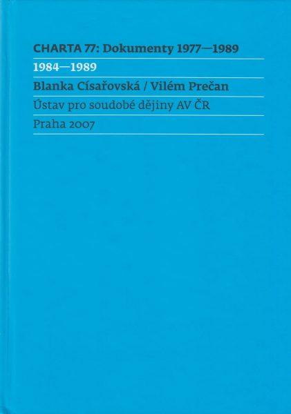 Charta 77. Dokumenty 1977–1989