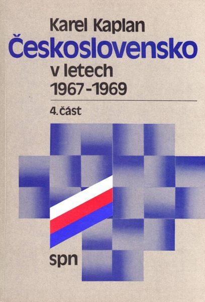 Československo v letech 1967–1969
