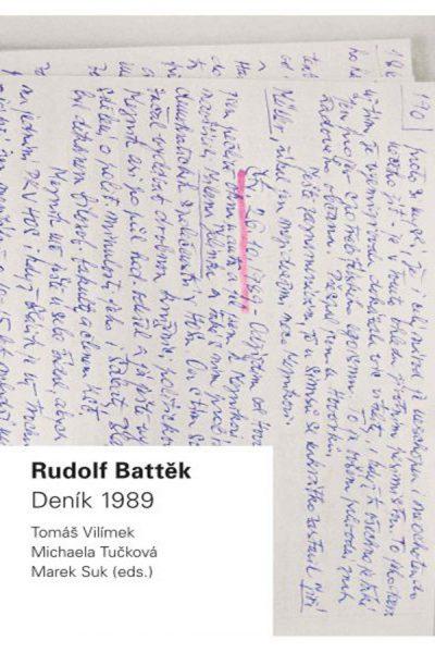 Rudolf Battěk: Deník 1989