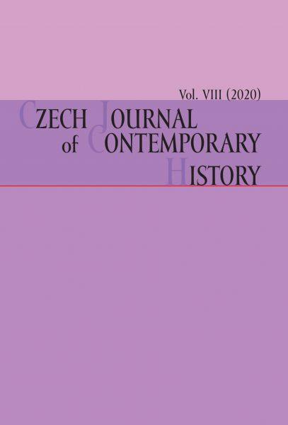 Czech Journal of Contemporary History VIII / 2020