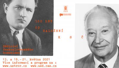 Mezinárodní konference: 100 let od založení KSČ