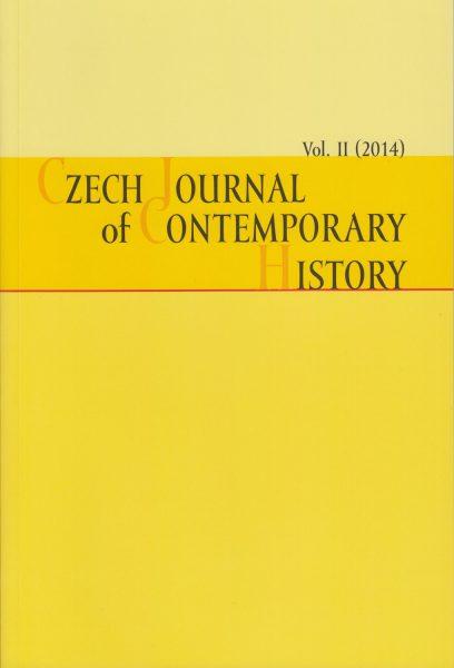 Czech Journal of Contemporary History II / 2014