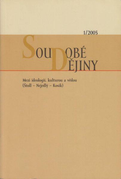 Soudobé dějiny 1 / 2005