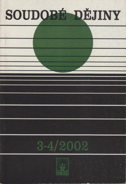 Soudobé dějiny 3-4 / 2002