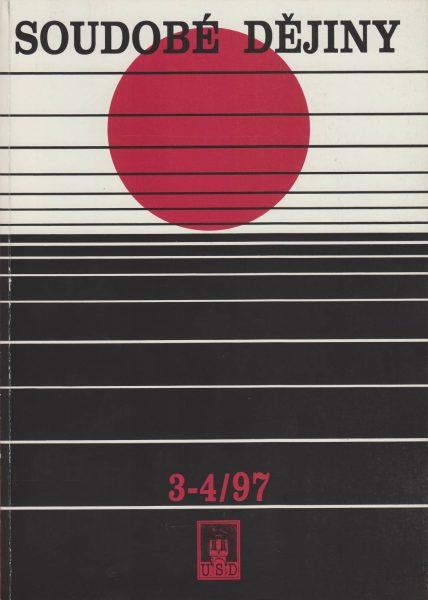 Soudobé dějiny 3-4 / 1997